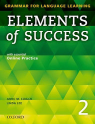 Elements Of Success Student Book 2