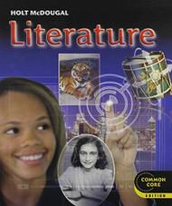 Mcdougal Literature Student Edition Grade 8