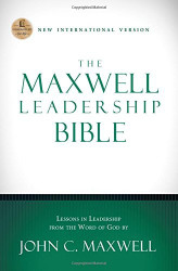 Maxwell Leadership Bible Niv