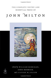 Complete Poetry And Essential Prose Of John Milton