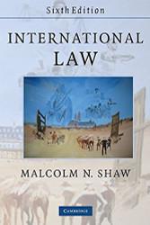 International Law by Malcolm N Shaw