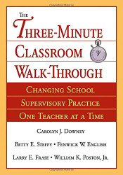 Three-Minute Classroom Walk-Through