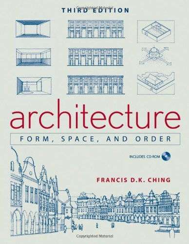 Architecture Form Space And Order
