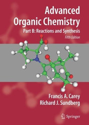 Advanced Organic Chemistry Part B