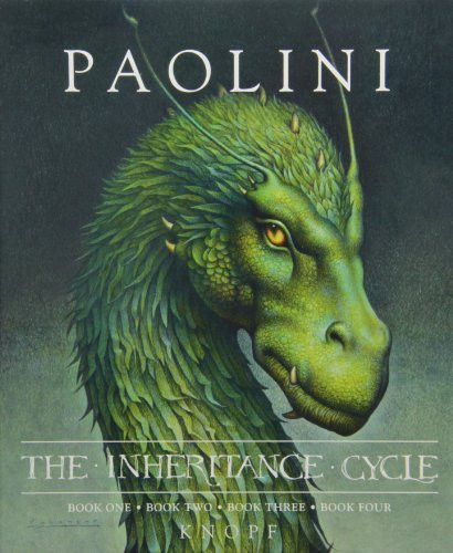 Inheritance Cycle 4-Book Hard Cover Boxed Set