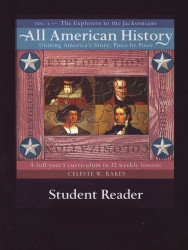 All American History Volume 1 Student Reader