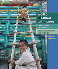 World Regional Geography by Lydia Mihelic Pulsipher