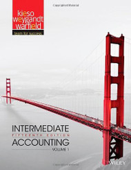 Intermediate Accounting Volume 1