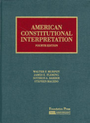 American Constitutional Interpretation 5Th