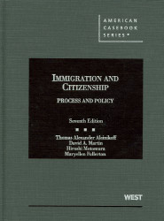 Immigration And Citizenship Process And Policy