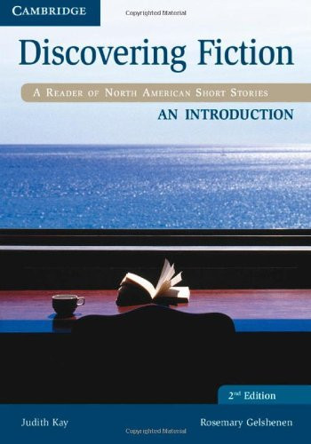 Discovering Fiction An Introduction Student's Book