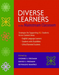 Diverse Learners In The Mainstream Classroom