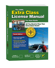Arrl Extra Class License Manual Book