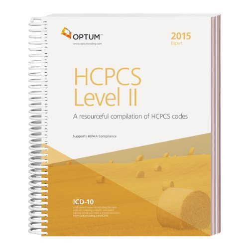 2015 Hcpcs Level II Expert