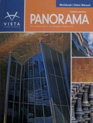Panorama Workbook / Video Manual