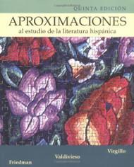 Aproximaciones Al Estudio De La Literatura Hispanica By Virgillo Carmelo