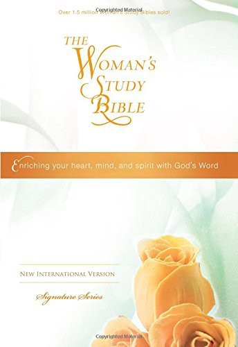Woman's Study Bible Niv