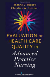Evaluation Of Health Care Quality In Advanced Practice Nursing
