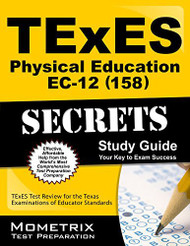 Texes Physical Education Ec-12 Secrets Study Guide