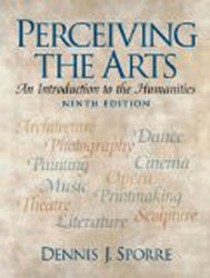 Perceiving The Arts
