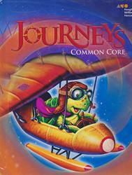 Journeys Common Core Student Edition Grade 5 2014