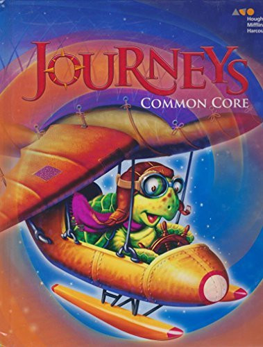 Journeys Common Core Student Edition Grade 5 2014