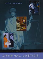 Criminal Justice   by Joel Samaha