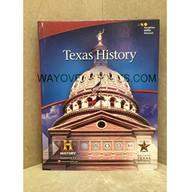 Houghton Mifflin Harcourt Texas History Texas