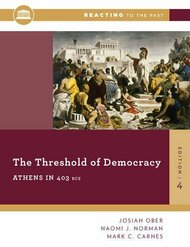Threshold Of Democracy