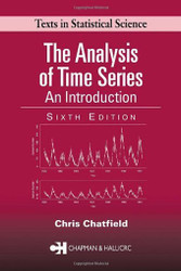 Analysis Of Time Series