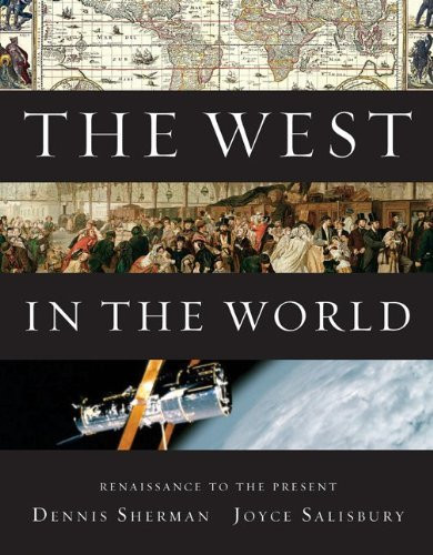 West In The World Renaissance To Present