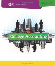 College Accounting Chapters 1 - 15