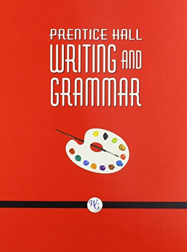 Writing And Grammar Grade 8 Textbook 2008C