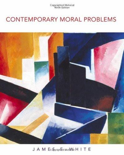 Contemporary Moral Problems