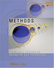 Methods Toward A Science Of Behavior And Experience