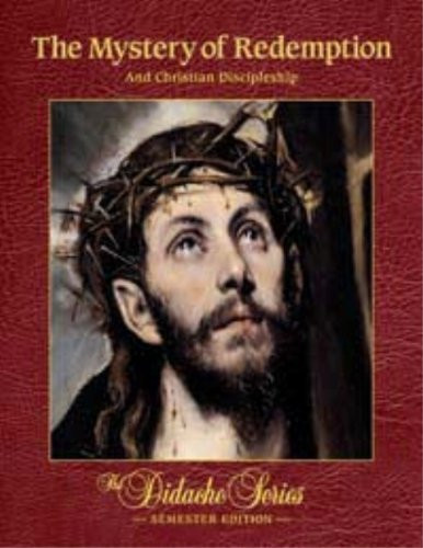 MYSTERY OF REDEMPTION AND CHRISTIAN DISCIPLESHIP