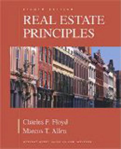 Real Estate Principles