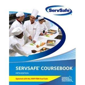 Servsafe Coursebook-With Exam Ans