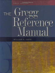 Gregg Reference Manual