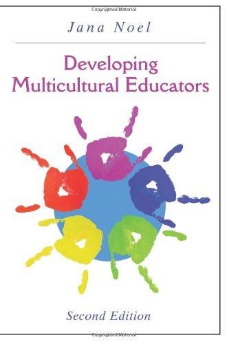 Developing Multicultural Educators