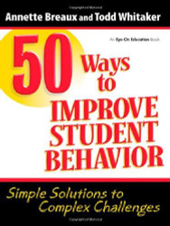 50 Ways To Improve Student Behavior