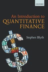 Introduction To Quantitative Finance