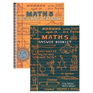 Math 5 A Teaching Textbook And Workbook/ Answer Key