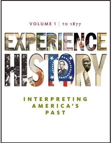 Experience History Volume 1