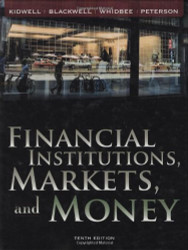 Financial Institutions Markets And Money