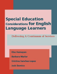 Special Education Considerations For English Language Learners