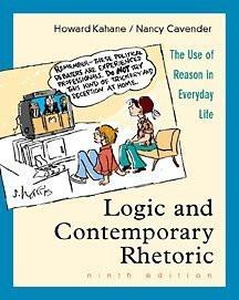 Logic And Contemporary Rhetoric