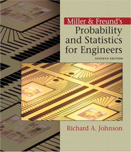 Miller And Freund's Probability And Statistics For Engineers