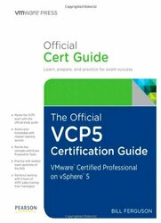 Official Vcp5 Certification Guide