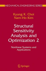 Structural Sensitivity Analysis And Optimization 2